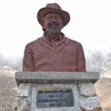 Statue of Sir Edmund Hillary