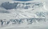 Columbia Glacier close-up