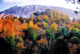 Stone Mountain in the Fall