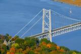 Hudson River & Bear Mountain Bridge