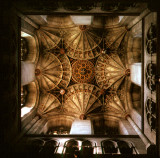 Canterbury Cathedral Tower - 1972