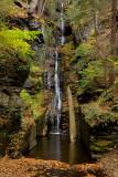 Silver-Thread Falls, Delaware Water Gap National Recreation Area