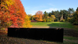 Grounds of the Nassau County Museum of Art
