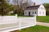 Benjamin House (restored to 1829)