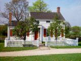 Kirby House (restored to 1845)