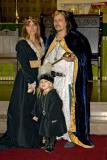 Coronation of Richard and Treacaigh