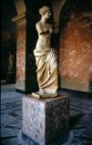 Venus deMilo, Louvre, Paris, France - 1967