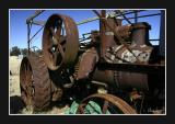 Buffalo Pitts Traction Engine