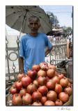Asha Nab - Pomegranite Vendor