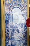 Os Azulejos do Mercado Municipal