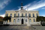 O Pelourinho e a Câmara Municipal de Benavente