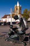 Esculturas em Castelo de Vide