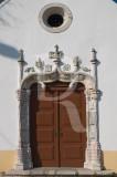 Portal da Capela de Alcainça Grande (Imóvel de Interesse Público)