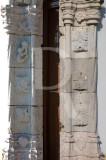 Portal Manuelino da Antiga Capela do Espírito Santo de Alcainça Grande (IIP)