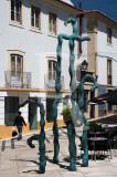 Elemento Escultórico de Laranjeira Santos