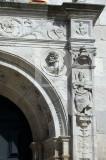 Pórtico Renascença da Igreja da Atalaia (MN)