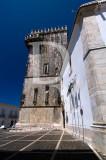 A Torre de Menagem e a Pousada da Rainha Santa