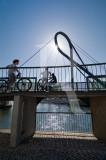 A Ponte Circular do Canal de São Roque
