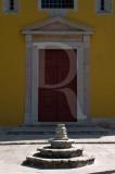 Restos do Cruzeiro Roubado (Monumento Nacional)