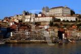 A Ribeira, o Convento dos Grilos e a Sé