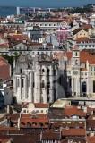 Ruínas da Igreja do Carmo (Monumento Nacional)