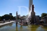 The Monument to the Revolution of 25-4-74 by João Cutileiro