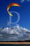 Kitesurf na Foz do Arelho