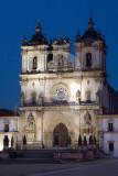 O Mosteiro de Alcobaça em 22 de Fevereiro de 2008
