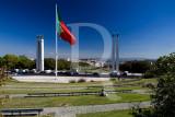 O Jardim Amália Rodrigues e o Parque