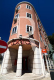 Edifício dos Correios, Telégrafos e Telefones, CTT, da Rua Alexandre Herculano ao Rato