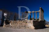 Templo Romano de Évora  (Monumento Nacional)