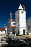 Pelourinho e Torre do Relógio