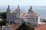 São Vicente e o Panteão Vistos do Castelo
