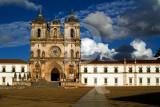 Monumentos de Alcobaça - Mosteiro de Santa Maria (Exterior)