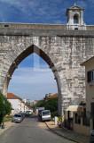 O Aqueduto em Campolide