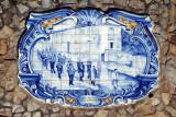 Azulejos de A-dos-Francos A Banda Filarmónica