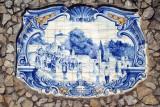 Azulejos de A-dos-Francos A Procissão