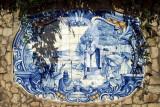 Azulejos de A-dos-Francos  D. Afonso Henriques e os Cruzados Francos