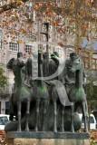 Os Quatro Cavaleiros do Apocalipse, por Gustavo Barros
