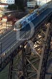 O Metro na Ponte