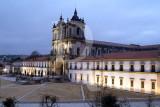 O Mosteiro  de Alcobaça 2 de Março de 2008