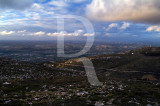 O Entardecer na Serra de Montejunto
