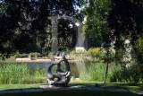 As Esculturas dos Jardins Gulbenkian