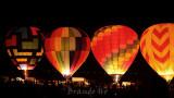Hot Air Balloon Race at Reno