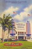 1940's - recreation pier for servicemen on Miami Beach