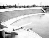 1935 - the large swimming pool at Naval Reserve Air Base Miami (now Opa-locka Executive Airport)