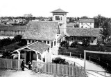 1920's - the Florida East Coast (FEC) railroad station in downtown Miami