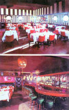 1950's - the interior of Harvies Restaurant at 1751 Biscayne Boulevard, Miami