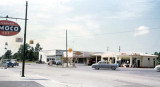 1954 - LeJeune and US1 - Atlantic on NE corner, Amoco on SE corner, Shell on NW corner, Miami