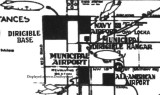 1930's - Miami Municipal Airport and All-American Airport depicted on Miami Air Guide